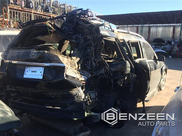 2015 Mercedes-Benz GL550