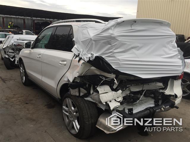 2014 Mercedes-Benz ML350