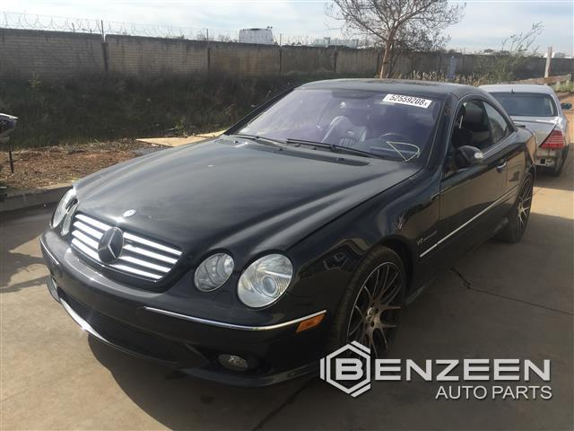Mercedes-Benz CL55 AMG 2004 - 9081RD