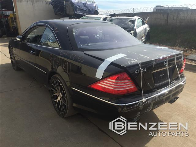 2004 Mercedes-Benz CL55 AMG