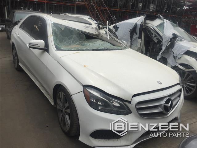 2014 Mercedes-Benz E350