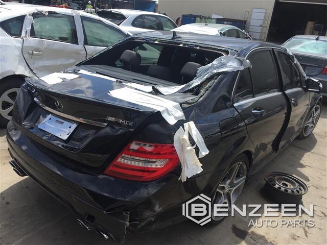 2014 Mercedes-Benz C63 AMG