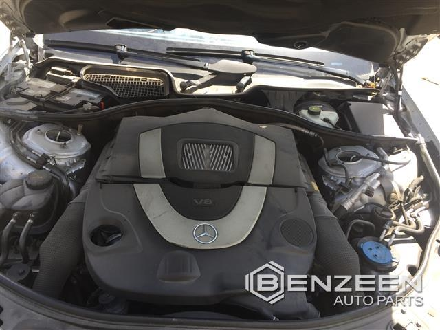 2011 Mercedes-Benz S550