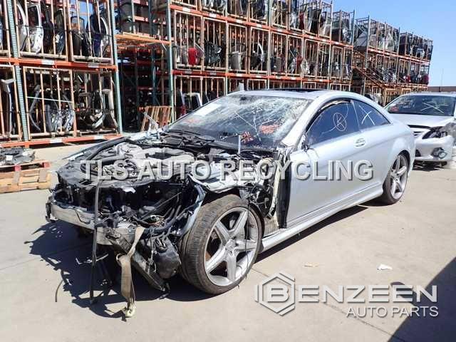 Mercedes-Benz CL63 AMG 2008 - 5116BL