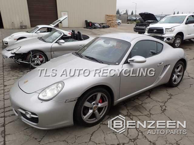 Porsche Cayman 2006 - 4119BK