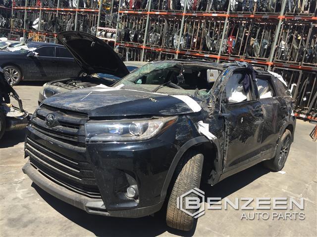 Toyota Highlander 2018 - 9438YL