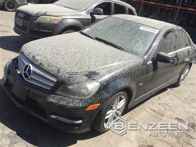 Mercedes-Benz C250 2012 - 9483YL