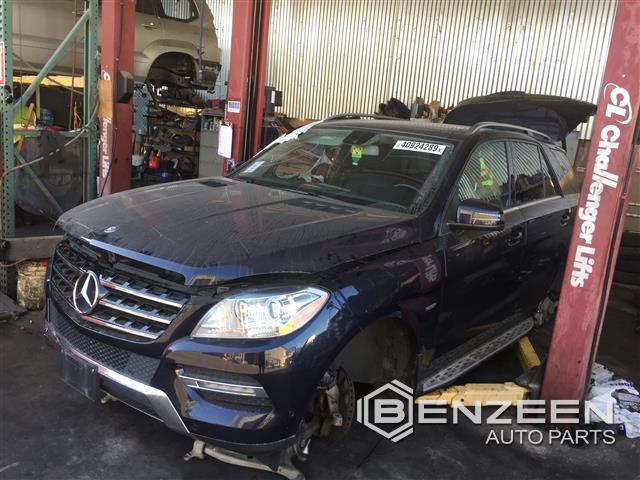 Mercedes-Benz ML350 2012 - 9497GY
