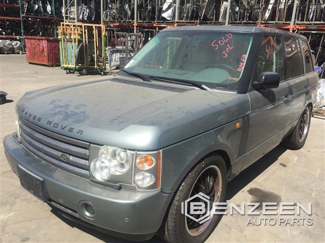 Land Rover Range Rover 2003 - 9502PR