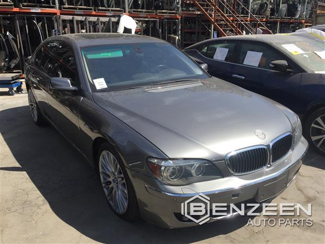2008 BMW 750i