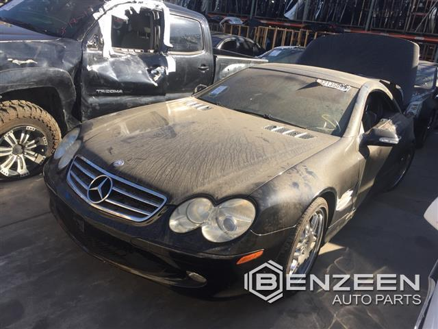 Mercedes-Benz SL500 2003 - 9618YL