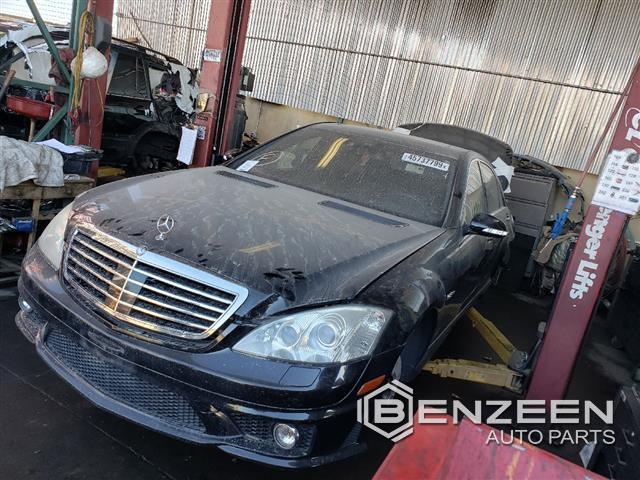 Mercedes-Benz S63 2008 - 9662OR