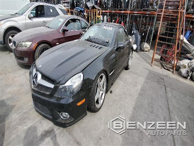 Mercedes-Benz SL550 2012 - 9674BK