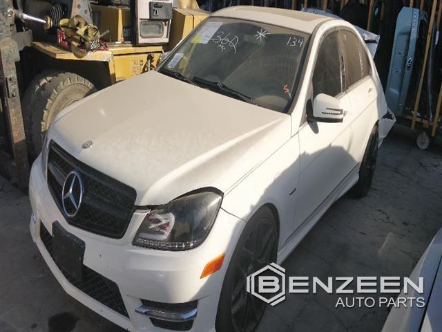 Mercedes-Benz C250 2012 - 9710BK