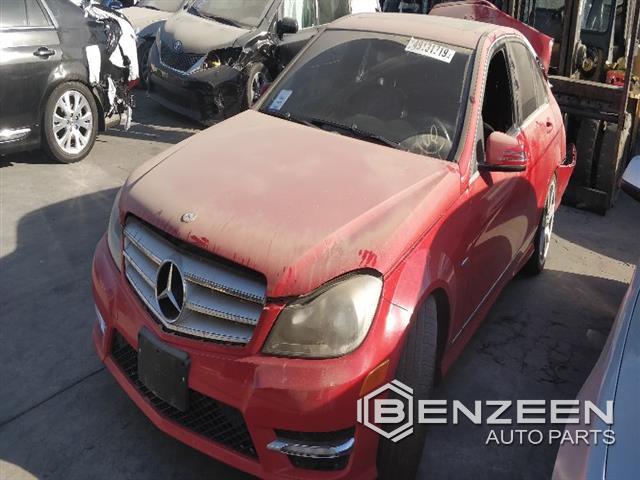 Mercedes-Benz C250 2012 - 9724GR