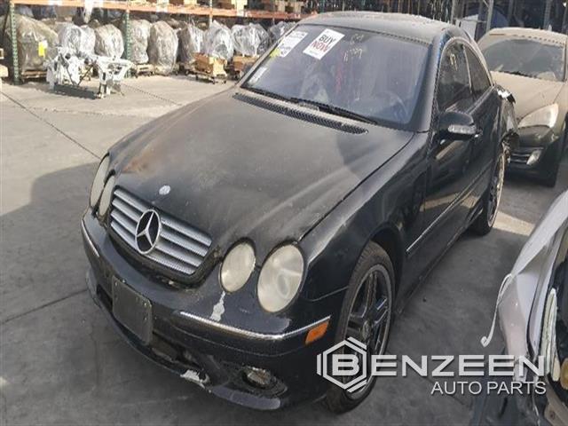 Mercedes-Benz CL65 2005 - 9744YL
