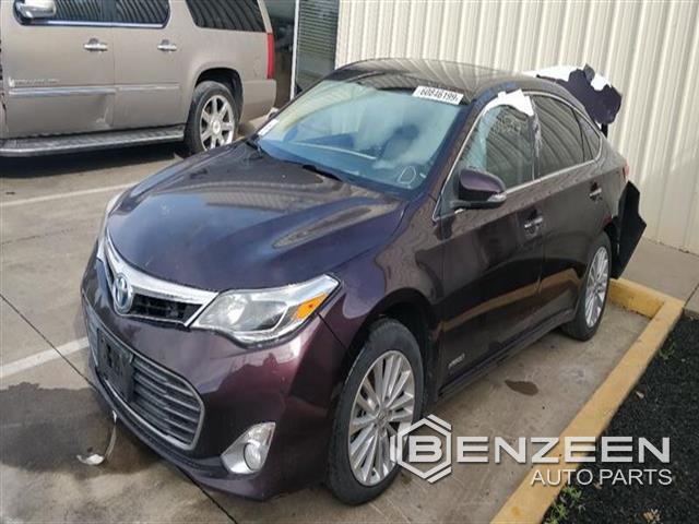 Toyota Avalon 2014 - 00199B