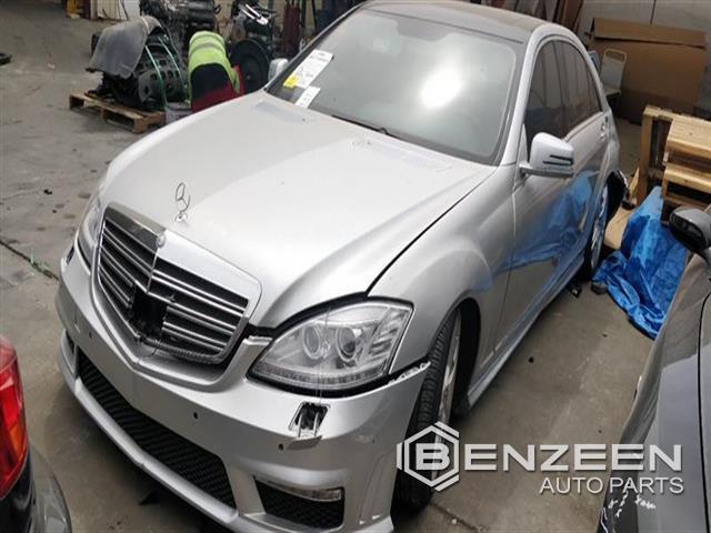 Mercedes-Benz S550 2007 - 00248B