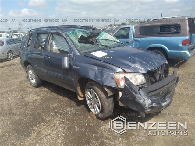 Toyota Highlander 2007 - 00316Y