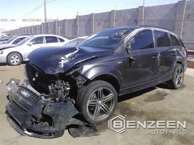 Audi Q7 2013 - 00326W