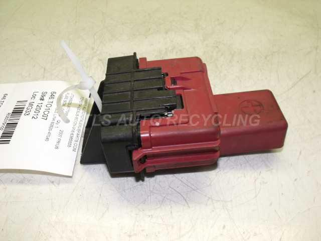 Used 2007 Prius Prius Fuse Box, Cabin  - photo #2