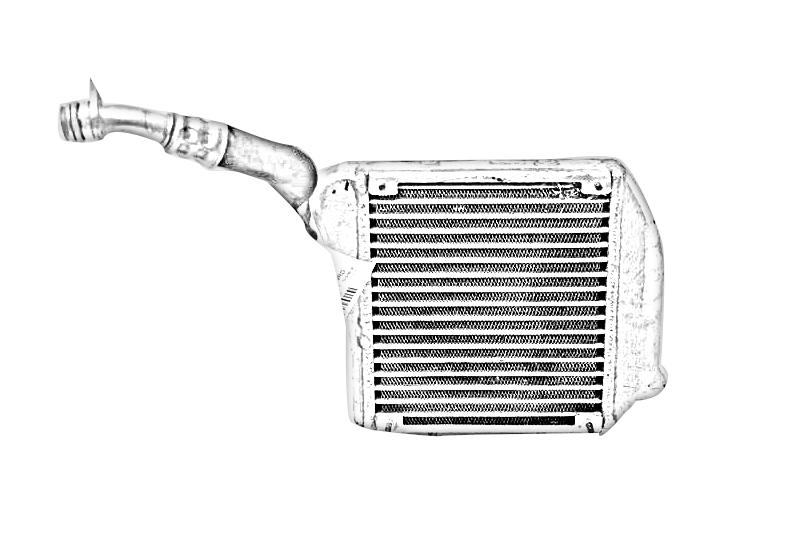 2008 Bmw M5 Engine Oil Cooler  ENGINE OIL COOLER 17222282499