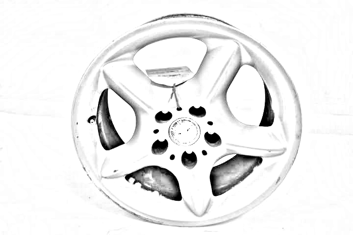 2005 Land Rover Freelandr Wheel