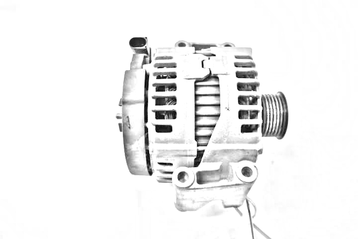 used toyota tacoma alternator - 2001