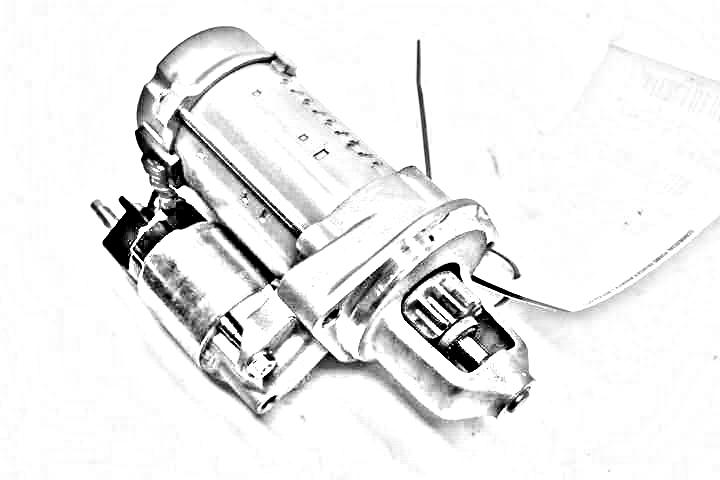 2006 Lexus Gx 470 Starter Motor  4.7L,(2.0KW)