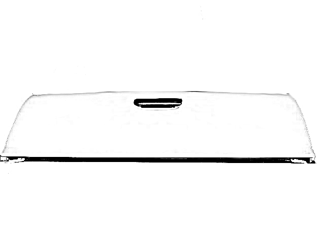 2012 Toyota Corolla Deck lid. HAS TWO SMALL DENTS LIKE A HAIL IN THE CENTERRED DECKLID COMPLETE W/LIGHTS