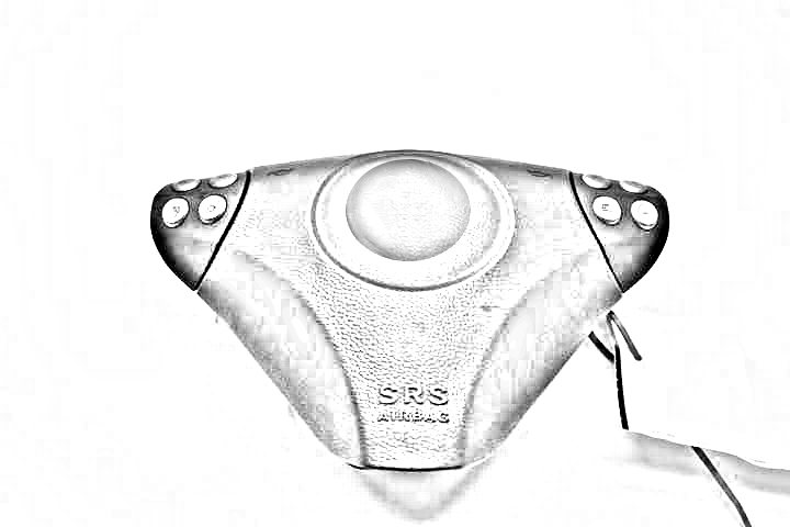 2013 Lexus ES 350 Air Bag. RH,REAR, R.
