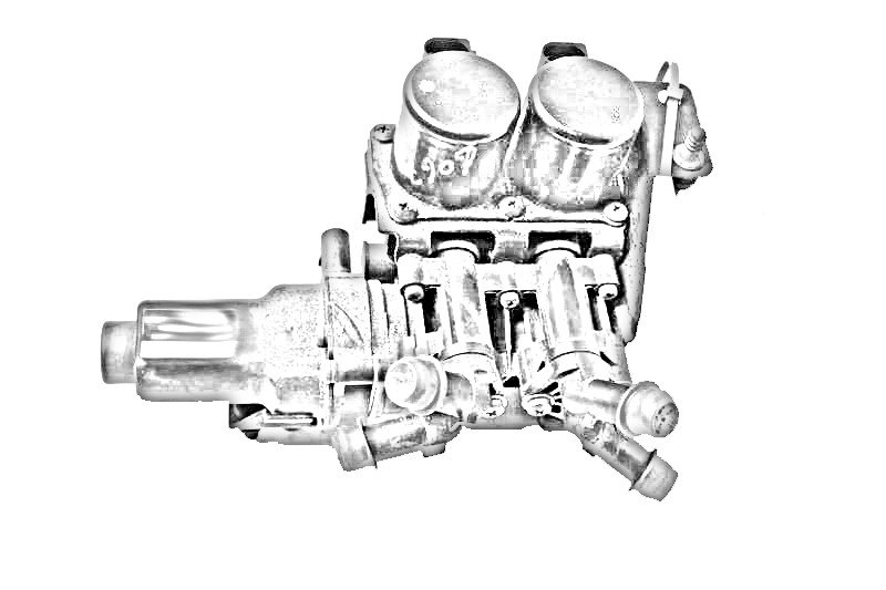 2019 Toyota Camry water pump engine. WATER PUMP