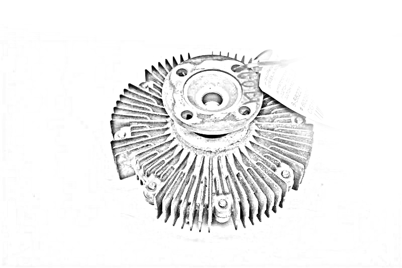 1998 Toyota Land Cruiser Fan Clutch. 4.7L (2UZFE ENGINE, 8 CYLINDER)