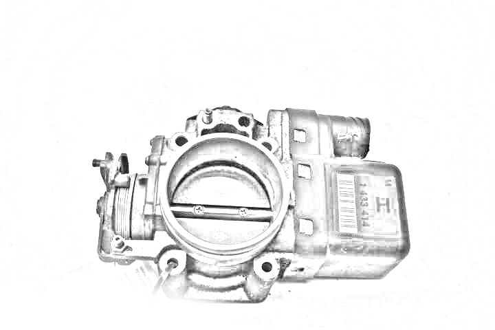 2020 Infiniti Q50 Throttle Body Assy.