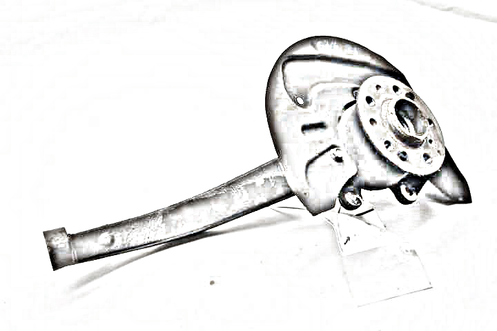 2017   Spindle Knuckle, Fr. RH,FLR,ABS,FRONT KNUCKLE
