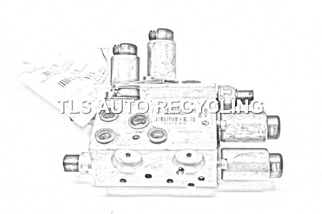 2007 BMW 750LI Brake Parts Misc Front. 37206781487ELECTRONIC SUSPENSION VALVE BLOCK