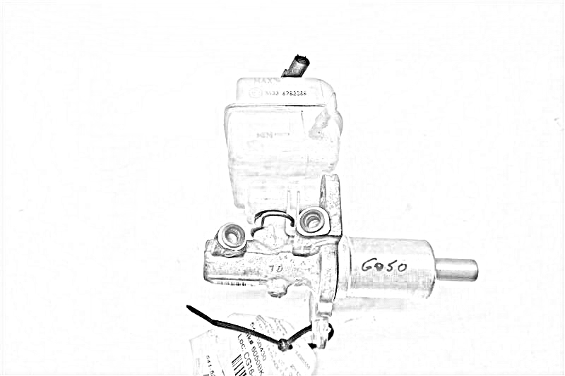 2011 Toyota Highlander Brake Master Cylinder. ABS,2.7L (VIN A, 5TH DIGIT)