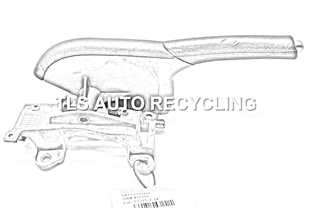 2010 Lexus LS 460 Emerg Brake Parts. PARKING BRAKE ACTUATOR