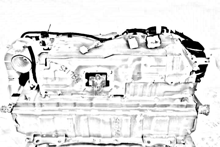 2011 Nissan LEAF Battery. HYBRID BATTERY 295B03NA9B