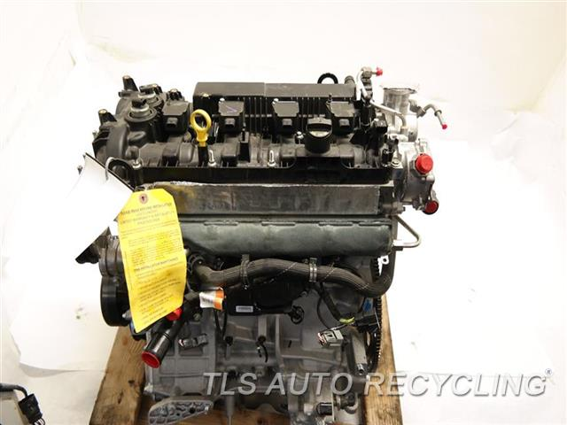 2017 Ford Escape Engine Assembly Engine Assembly 1 Year