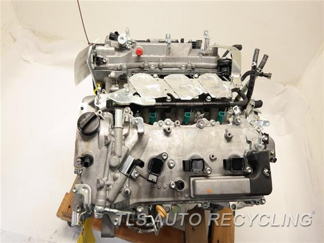 2016 toyota sienna engine assembly w oil coolerengine for Toyota sienna motor oil