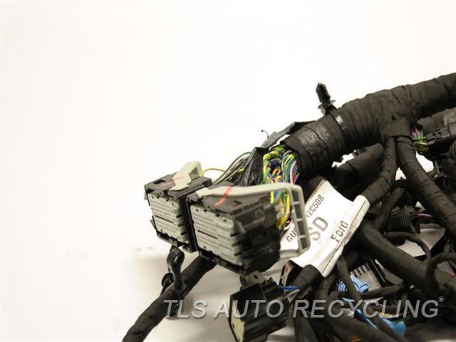 2017 ford escape engine wire harness gu5z12a581sa gu5t12c508sd engine wire  harness