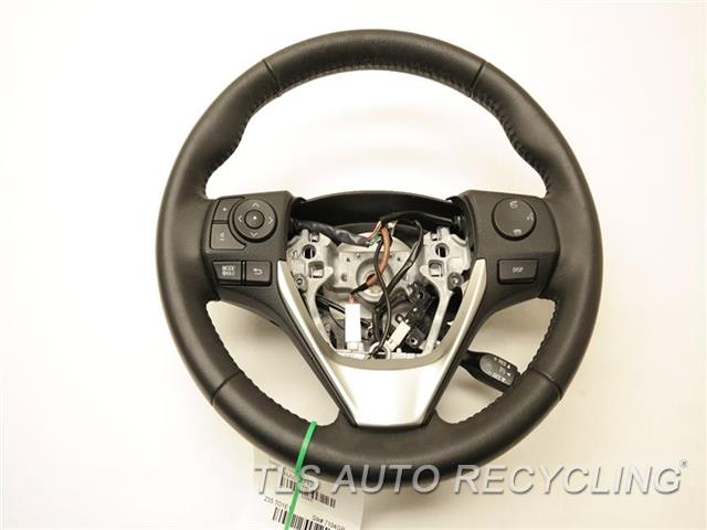 2016 toyota corolla steering wheel 45100 02z10 c0 used. Black Bedroom Furniture Sets. Home Design Ideas
