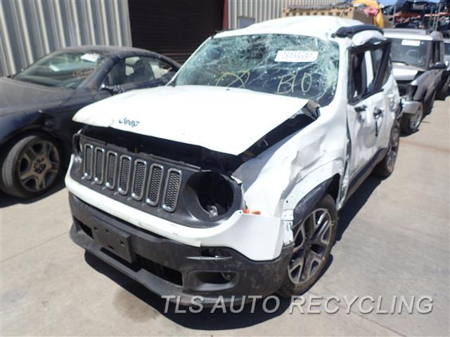 2016 JEEP RENEGADE Parts Stock# 7188PR