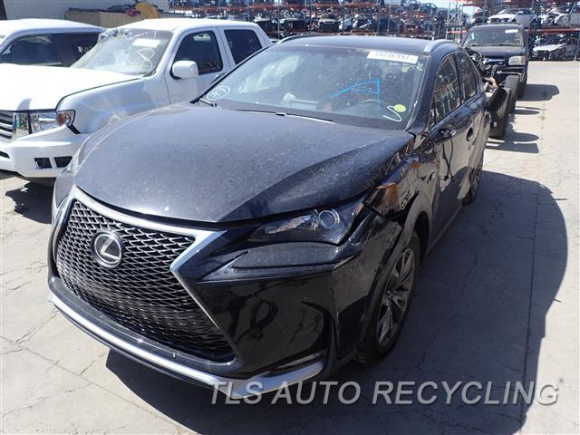 310986_01 parting out 2017 lexus nx200t stock 7189bk tls auto recycling  at gsmx.co