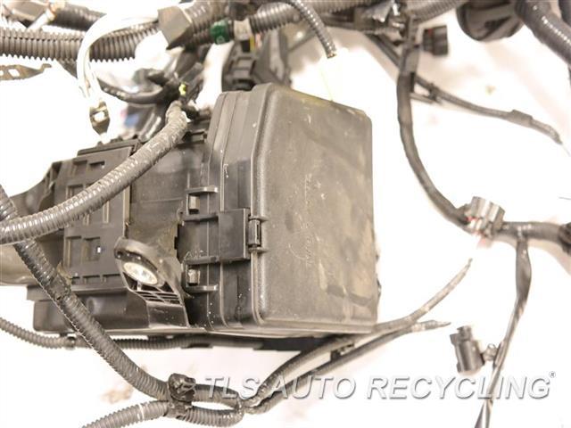 2017 Toyota Highlander Engine Wire Harness