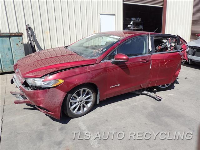 2017 Ford FUSION Parts Stock# 7387YL & Parting Out 2017 Ford FUSION - Stock - 7387YL - TLS Auto Recycling markmcfarlin.com