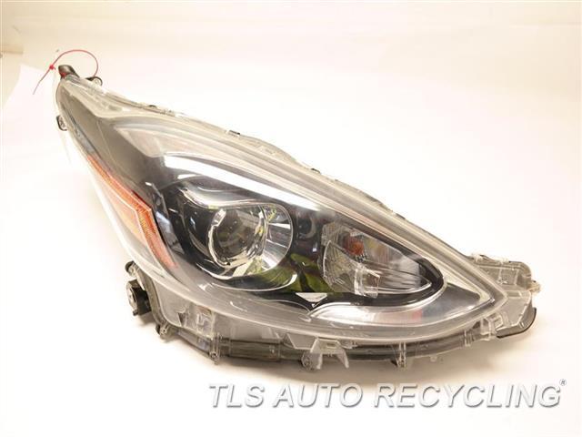 2018 Toyota Prius Headlamp Assembly  RH,PRIUS C