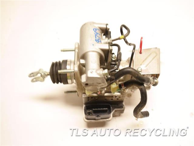 2018 Toyota Prius Abs Pump 47210-52570 (ACTUATOR AND PUMP ASSEMBLY), PRIUS
