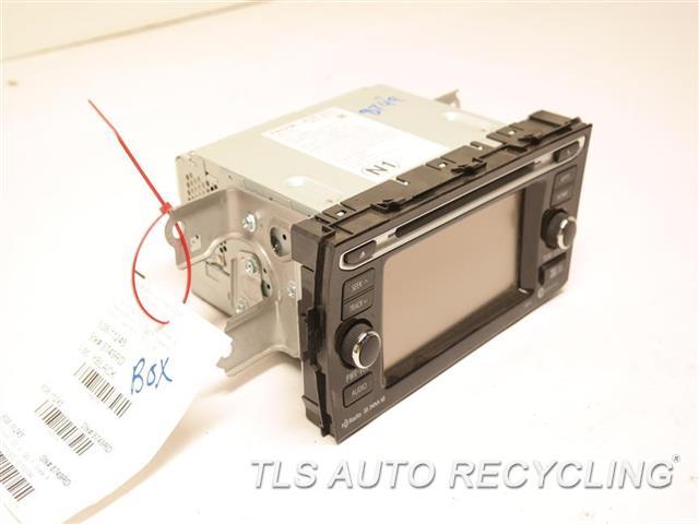 2018 Toyota Prius Radio Audio / Amp 86100-52231 PRIUS C (AM-FM-CD), ID 100744
